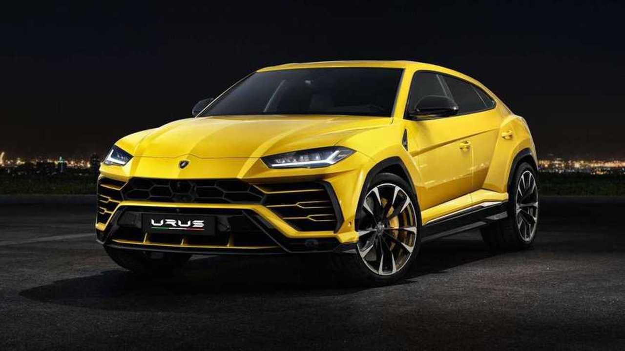Lamborghini Urus Plug-In Hybrid Coming Soon