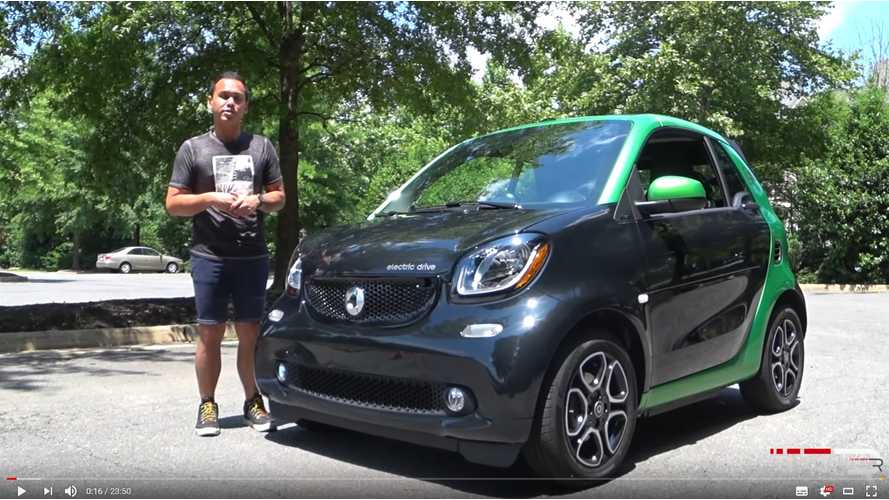 2018 Smart Fortwo Electric Test Drive Review