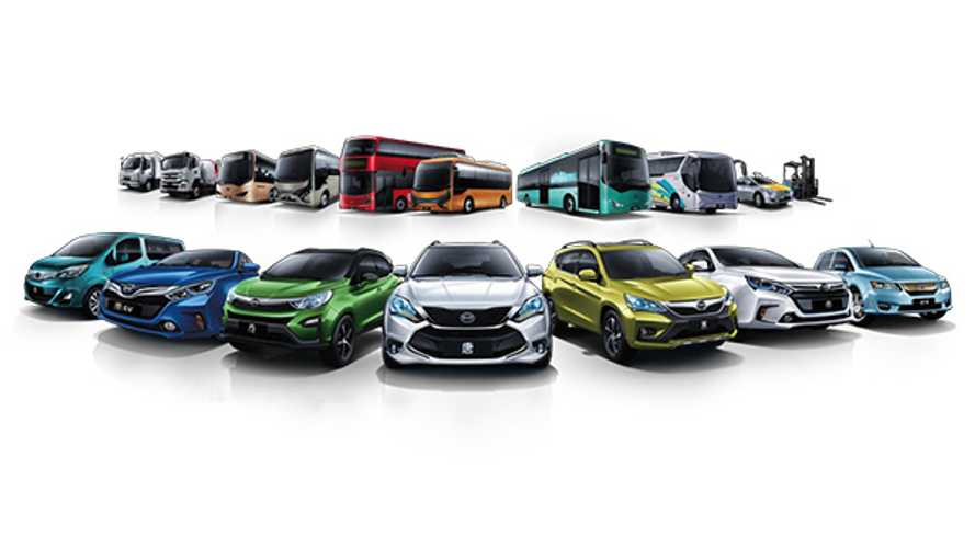 All 8 Of BYD's 8 Vehicles On Display At Shanghai Auto Show Are Plug-In Electric Cars