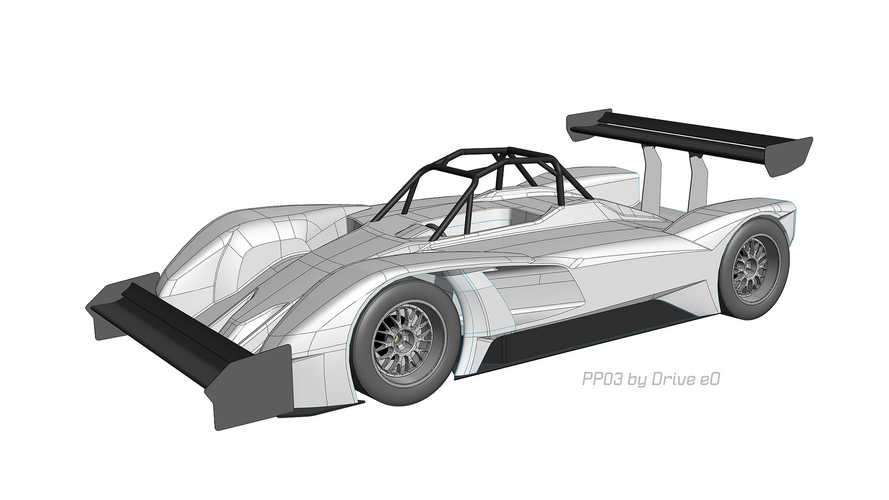 Drive eO PP03 Pikes Peak Racer Cranks Out 1020 kW