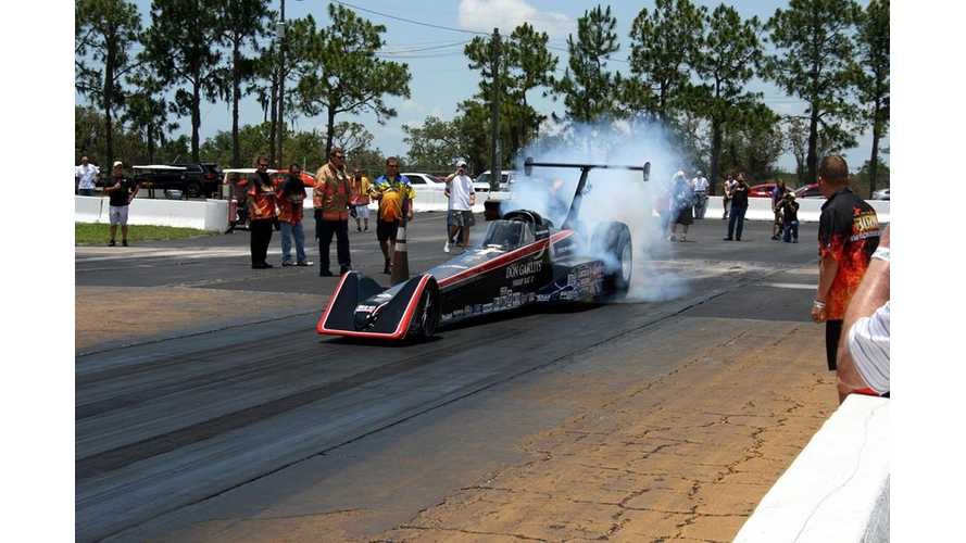 """Big Daddy"" Don Garlits To Resume ""Quest For 200"" On March 2"