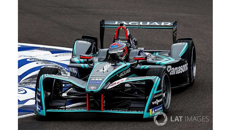 Di Resta Tops Formula E Rookie Tests