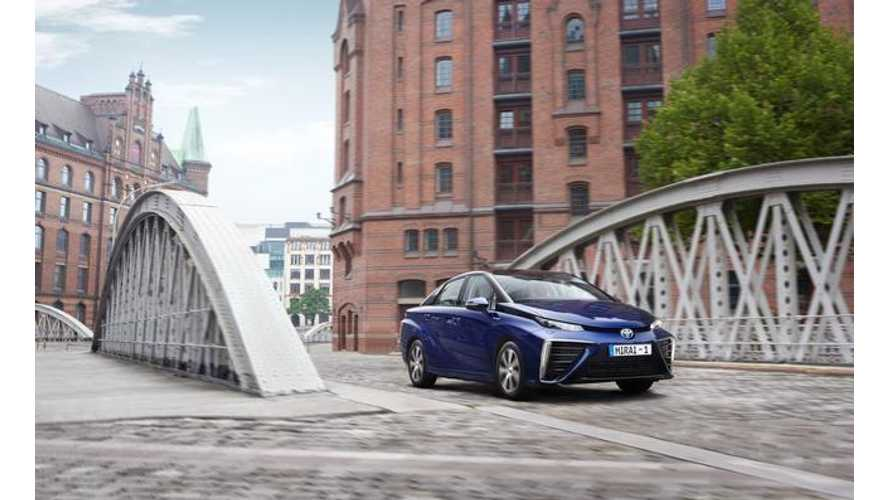 Toyota Mirai Chief Engineer Says Musk's Right About Electric Cars
