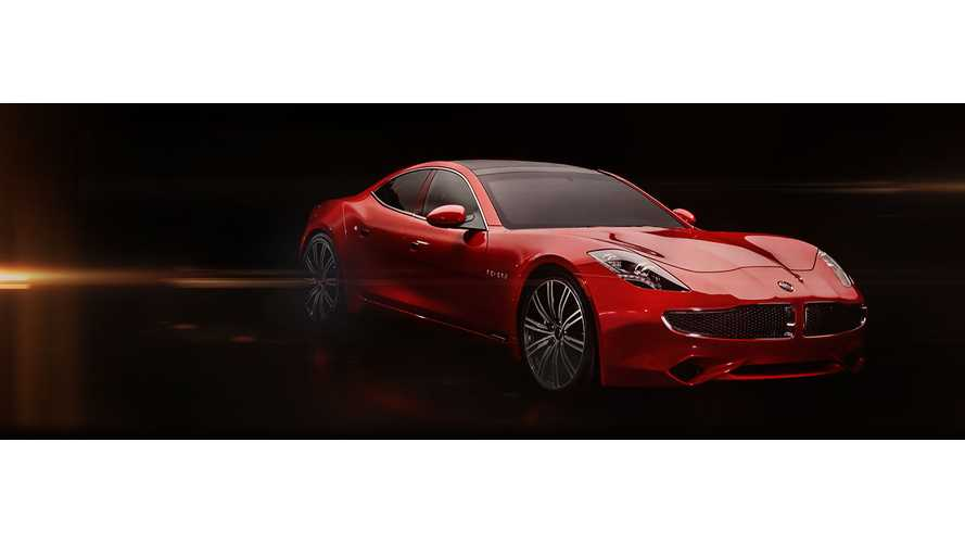 2017 Karma Revero Unveiled, The Fisker Karma Lives Again! (video)