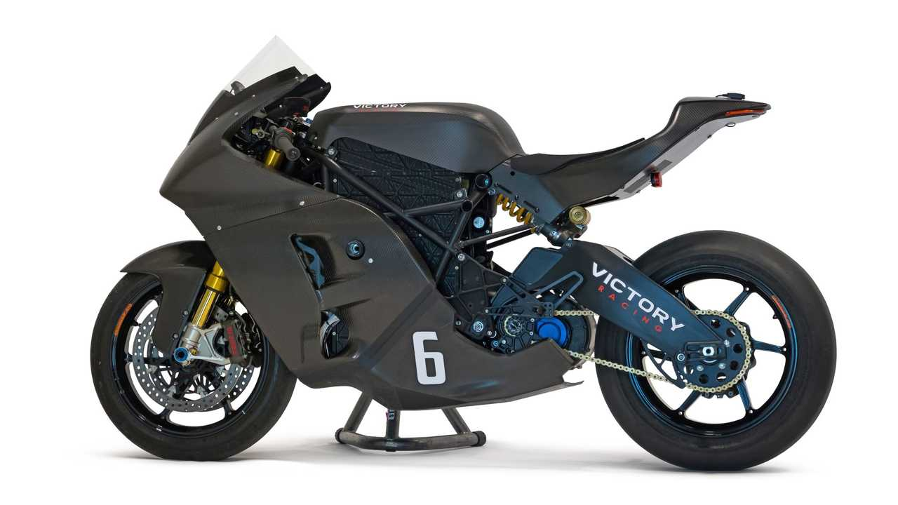 Victory Motorcycles To Race Isle of Man TT With All-New Victory RR