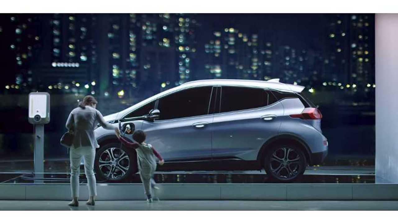 Chevy Bolt, Baojun E100 Push GM Global Plug-In Sales Ahead Of U.S.