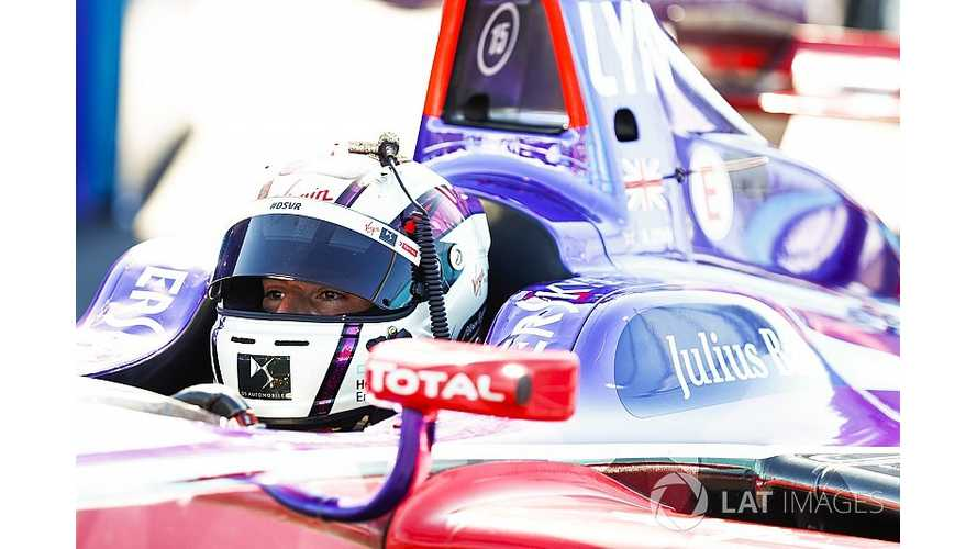 Lynn To Replace Lopez As Driver For Dragon Racing Formula E Team