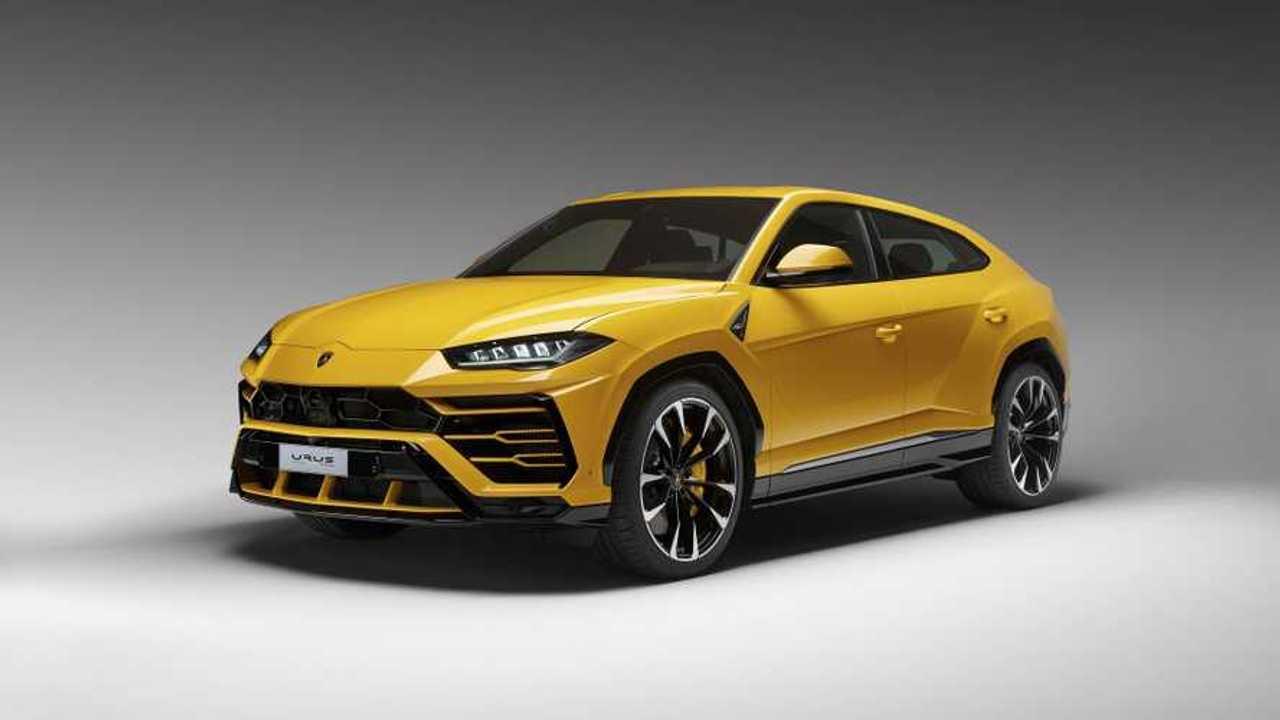 Insider Says Lamborghini Urus Plug-In Hybrid Is Necessary