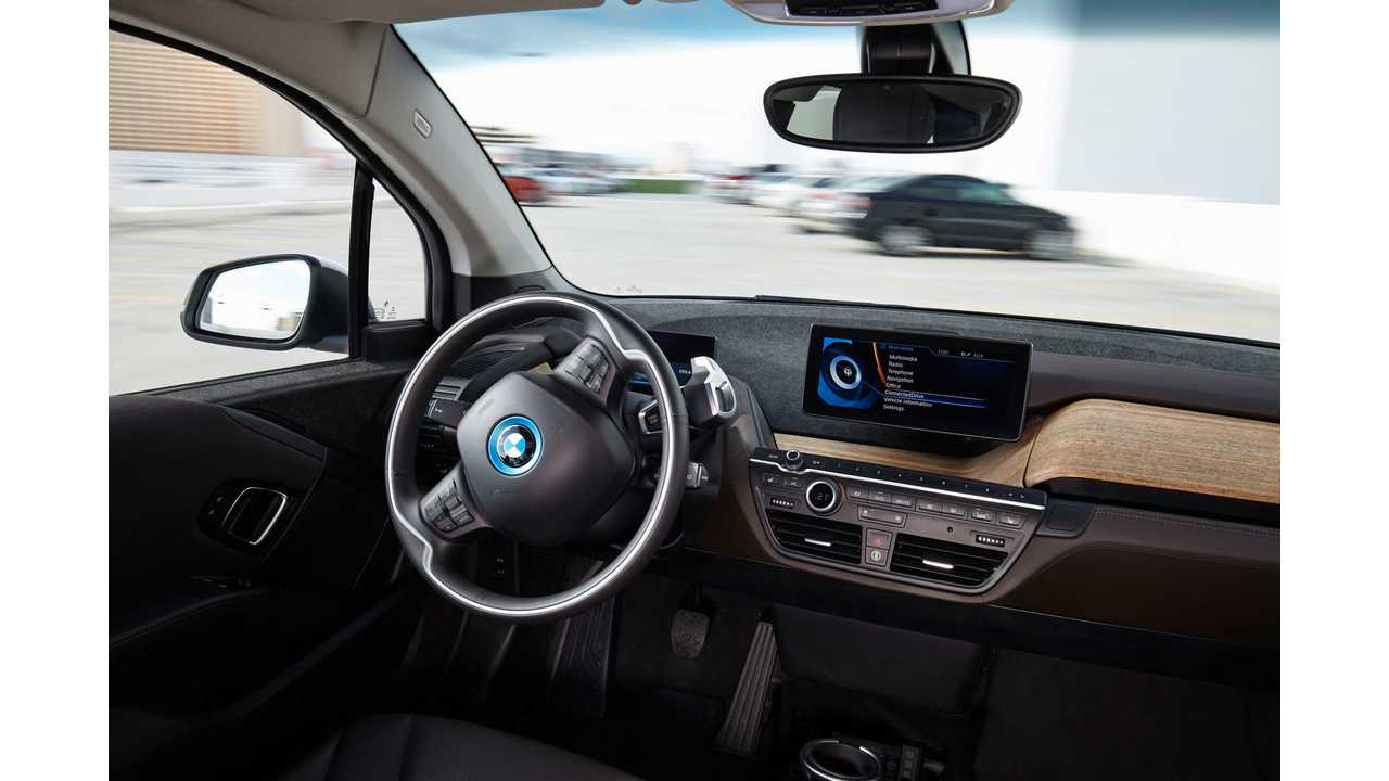 BMW i3 - Vehicle automation, fully automated parking in multi-story car parks
