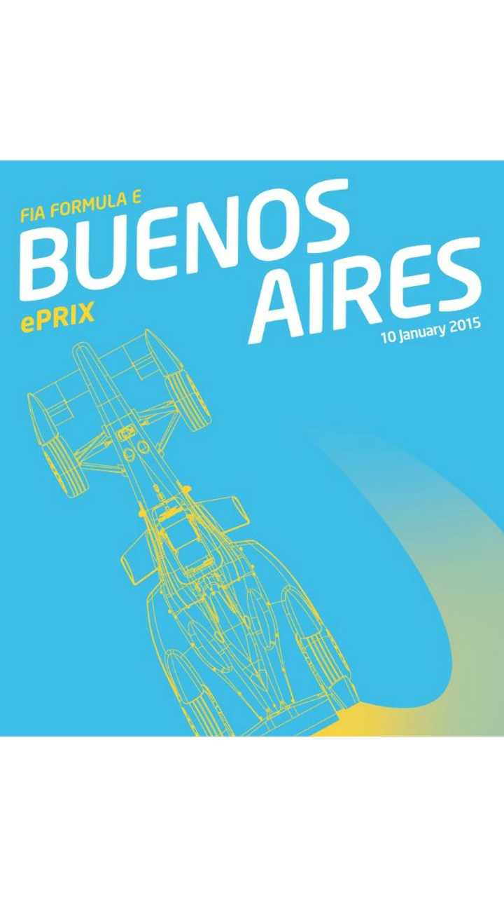 Buenos Aires Hosted Round 4 Of Formula E