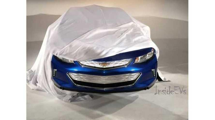 2016 Chevrolet Volt Gets 3.6 kW Charger