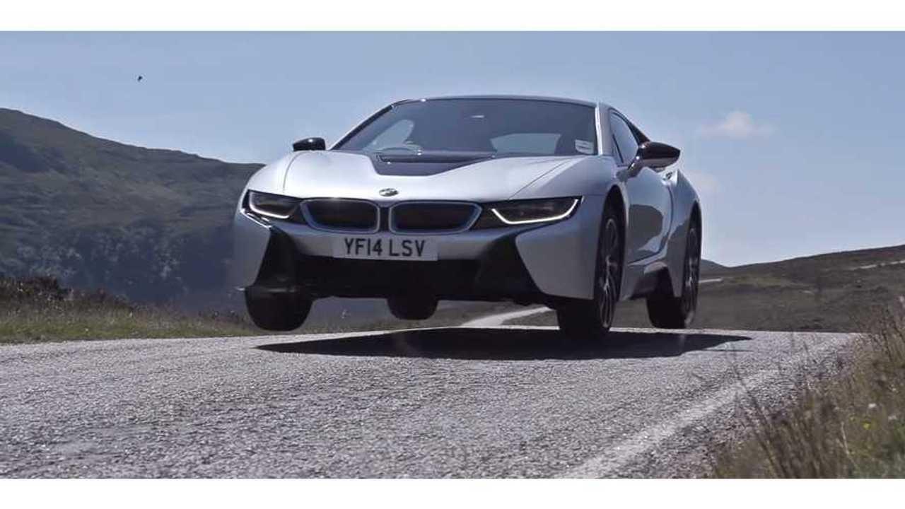 BMW i8 - EVO 2