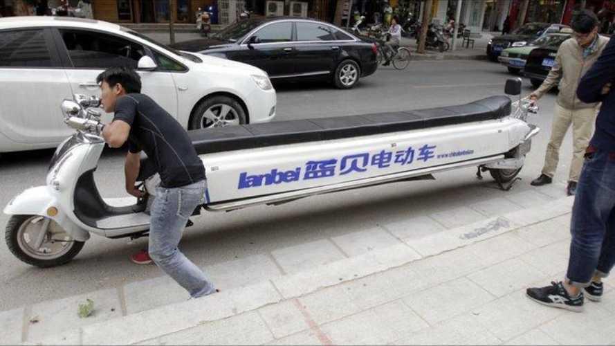 Lanbei's 4.7 Meter, 11-Passenger Scooter
