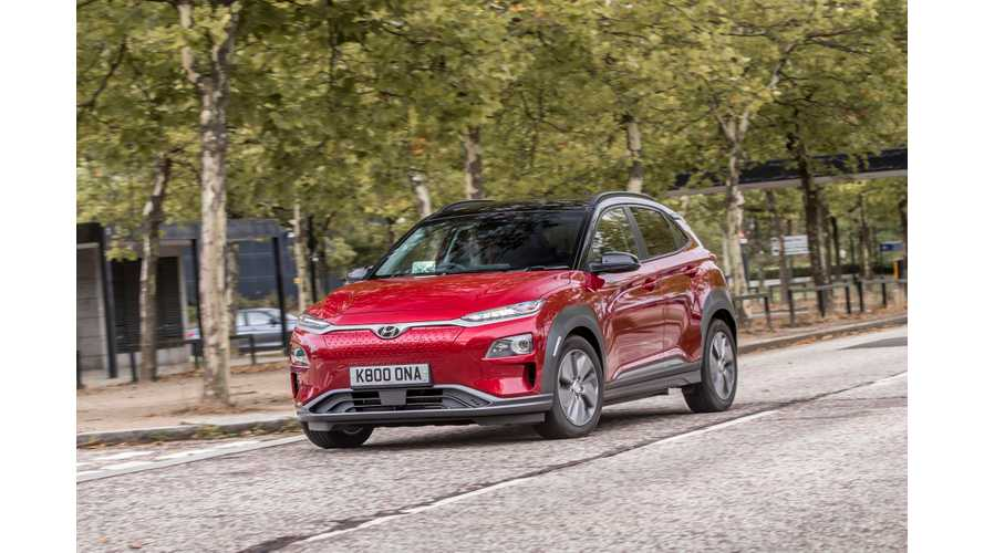 In China Hyundai Kona Electric To Be Equipped With CATL Batteries