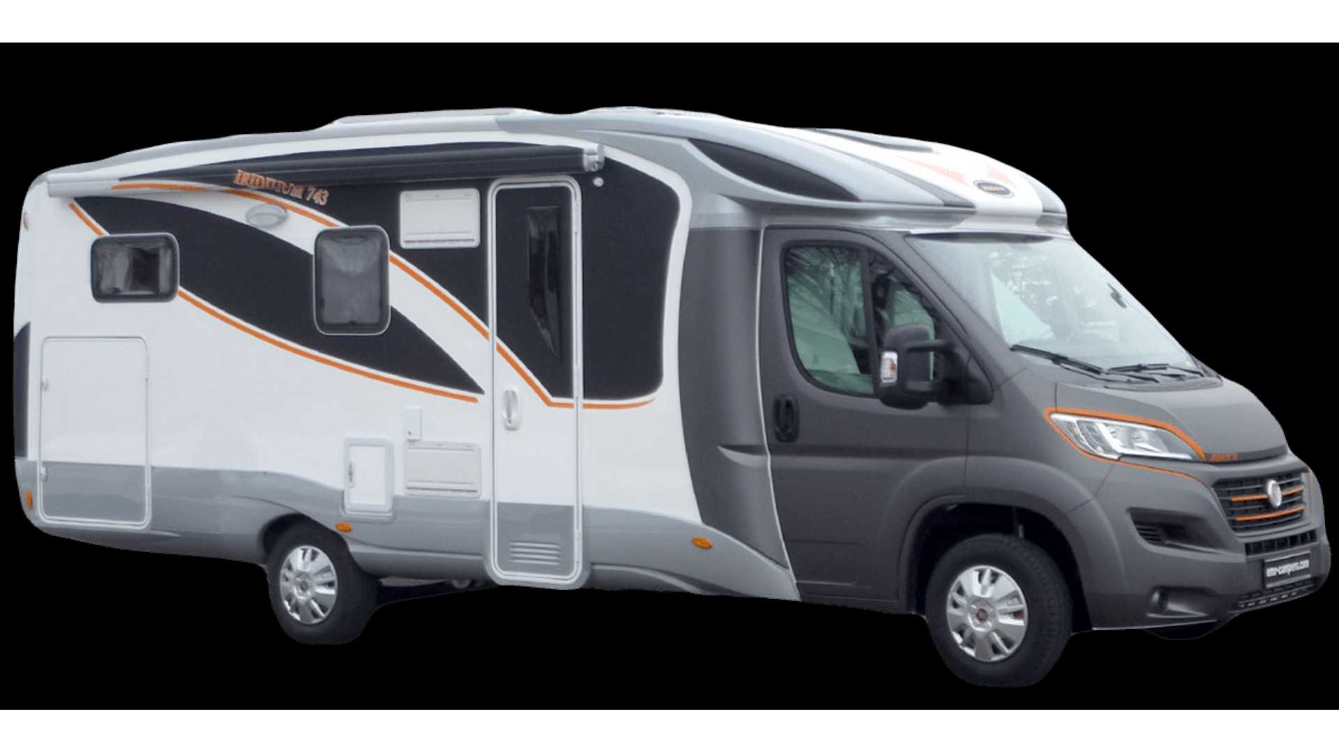 Iridium To Launch E Mobil Electric Motorhome: Charge While