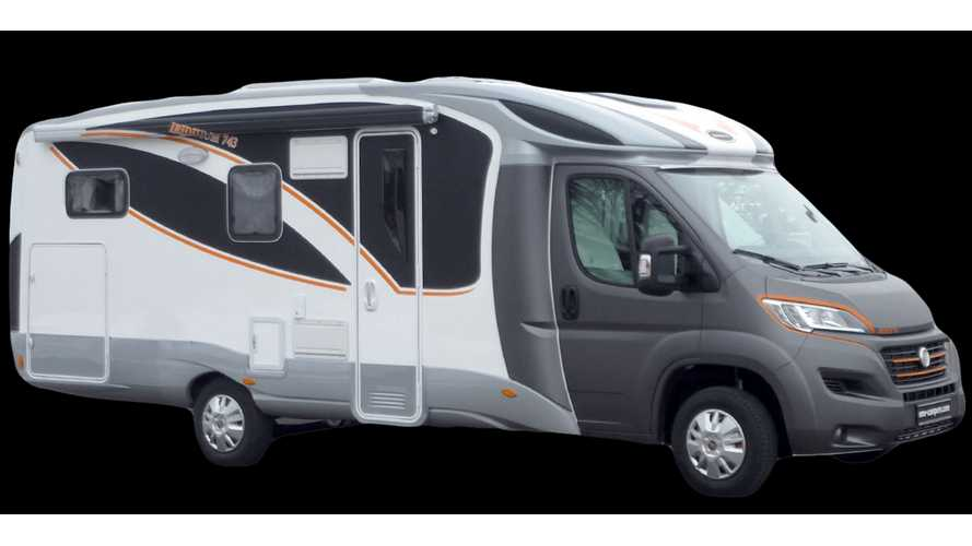 Iridium To Launch E Mobil Electric Motorhome: Charge While You Sleep