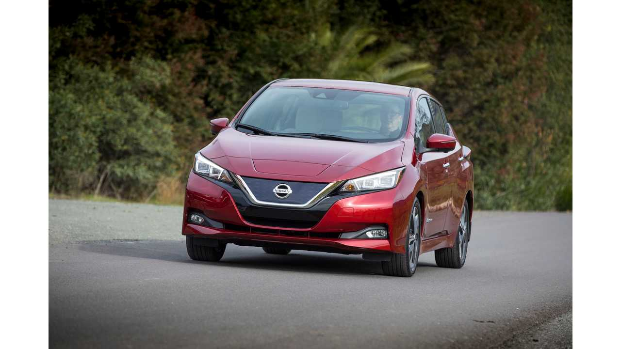 Nissan 'No Charge to Charge' For LEAF Expands To Hawaii