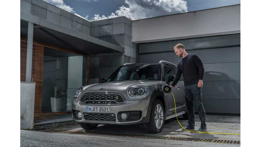 MINI Cooper S E Countryman ALL4: Full Specs, New Gallery, Arrives In June