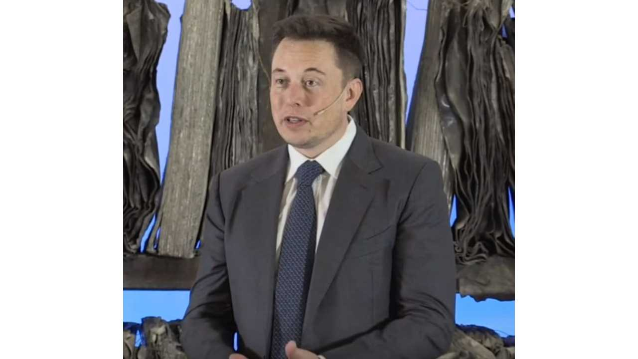 Tesla's Elon Musk Dubbed The