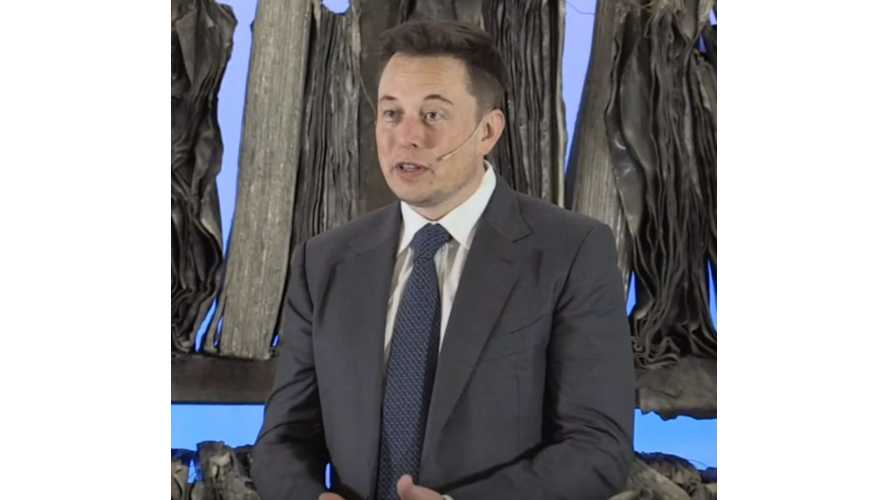 Tesla's Elon Musk Dubbed The