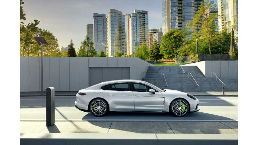 Porsche Panamera 4 E-Hybrid Executive Video Review Finds Many Improvements