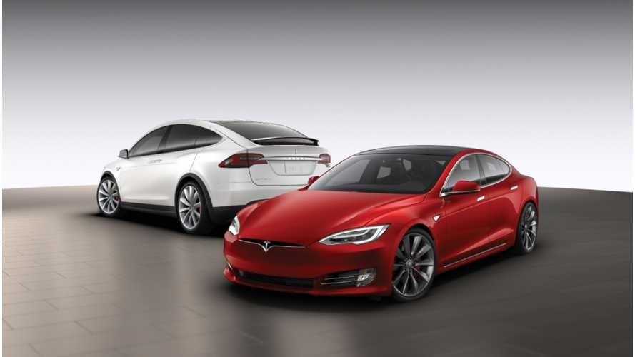 Tesla Roadster, Model S & X Account For 62% Of Registered Electric Cars In Connecticut