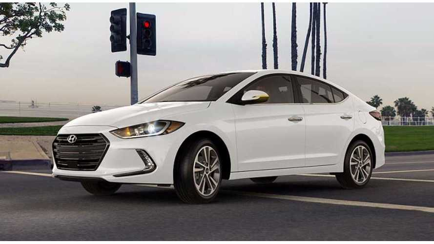 2017 Hyundai i30/Elantra Expected To Get IONIQ's Plug-In Powertrain