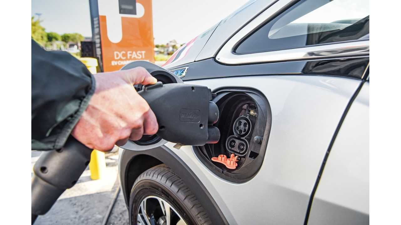 How amazing would it be if we could charge our EVs at any U.S. National Park?
