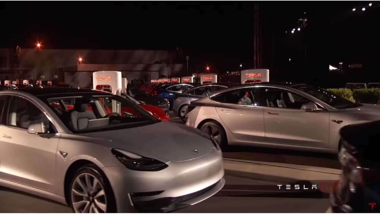 Report: Tesla Projected To Be U.S. Plug-In Sales Leader Through 2021, But VW Second?