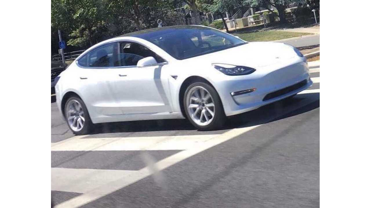 BMW In The Midst Of An Electric Assault By Tesla