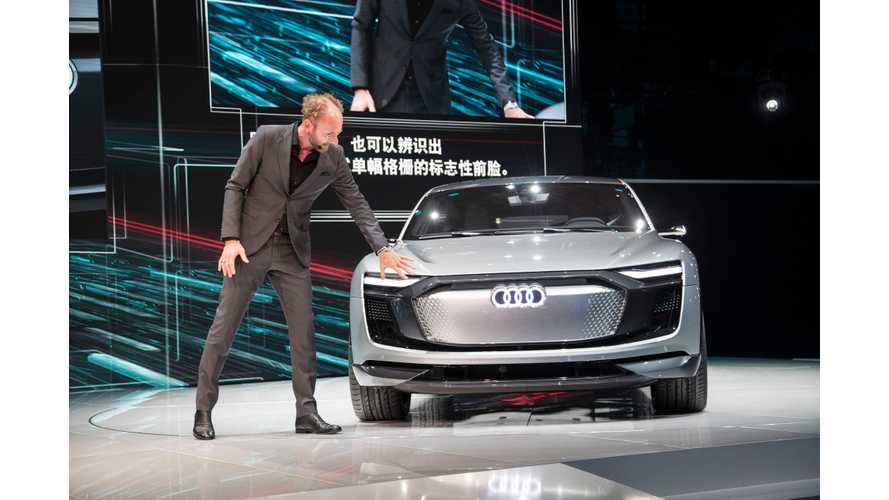 Audi: Claims EV Battery Costs Of Around €100/kWh ($112/kWh)