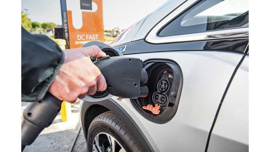 US: Number Of CCS Chargers Outnumber CHAdeMO By 28%