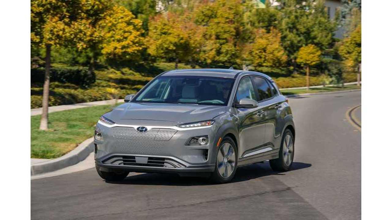 Hyundai Kona Electric Headed For Australia
