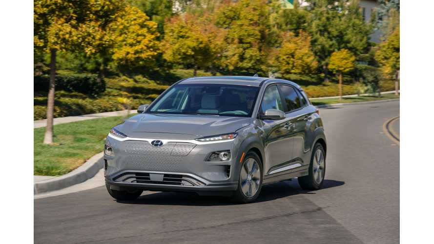 Hyundai Kona Electric Headed For Australia
