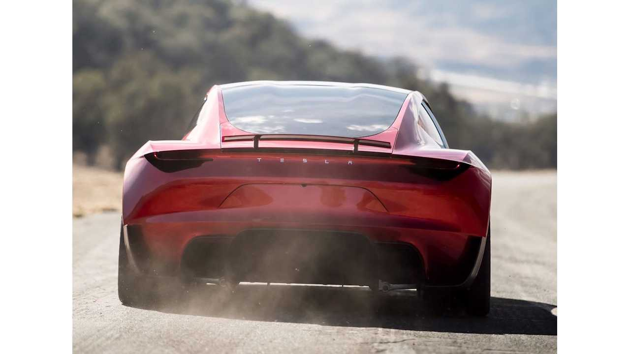 Tesla Roadster Expected To Get Track Mode Inspired By Model 3
