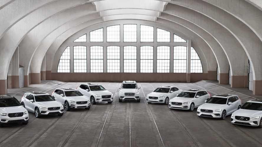 9,4%-os növekedést regisztrált 2019. első negyedévében a Volvo Cars