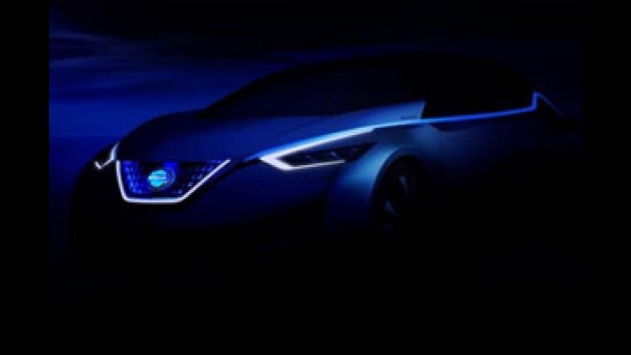 """[Copertina] - Nissan, a Tokyo debutterà l'elettrica """"intelligente"""""""