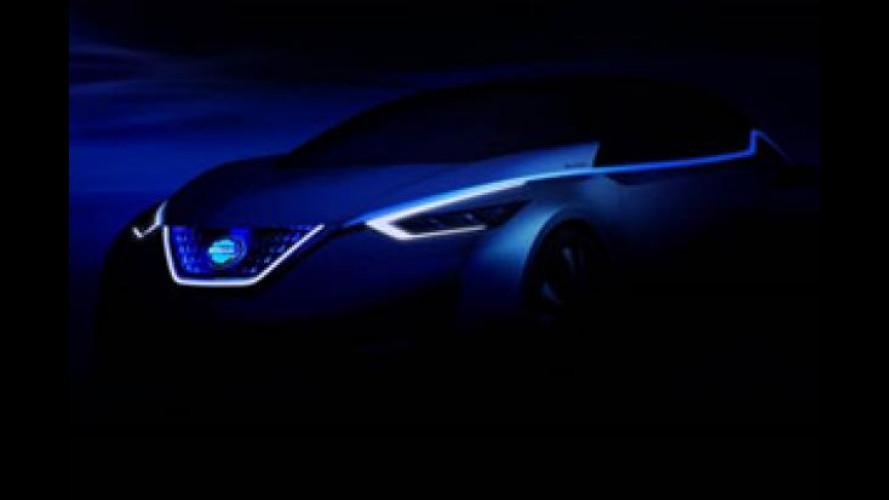 "Nissan, a Tokyo debutterà l'elettrica ""intelligente"""