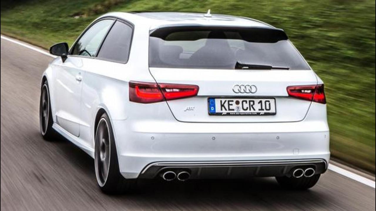 [Copertina] - ABT Audi S3: veloce, sportiva e sensuale