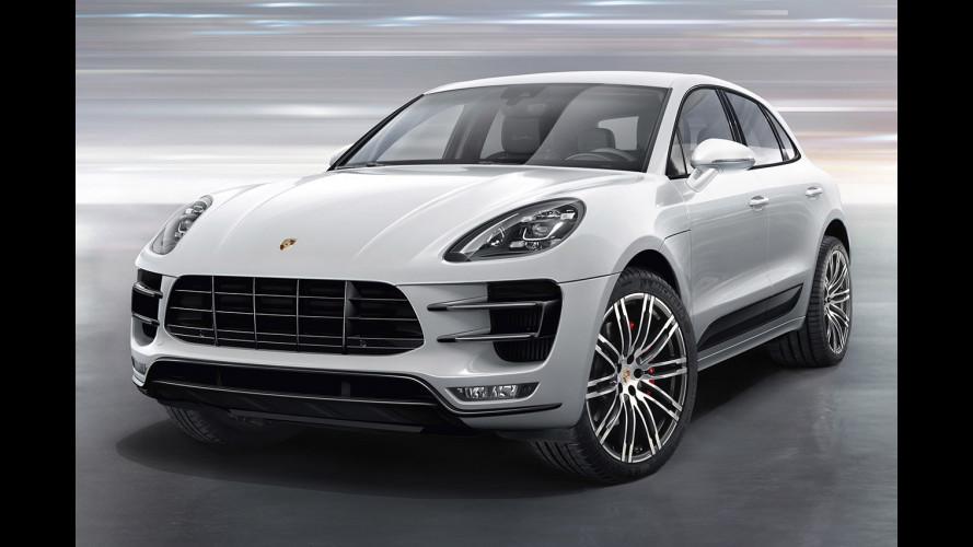 Porsche Macan 2016, novità dentro e fuori