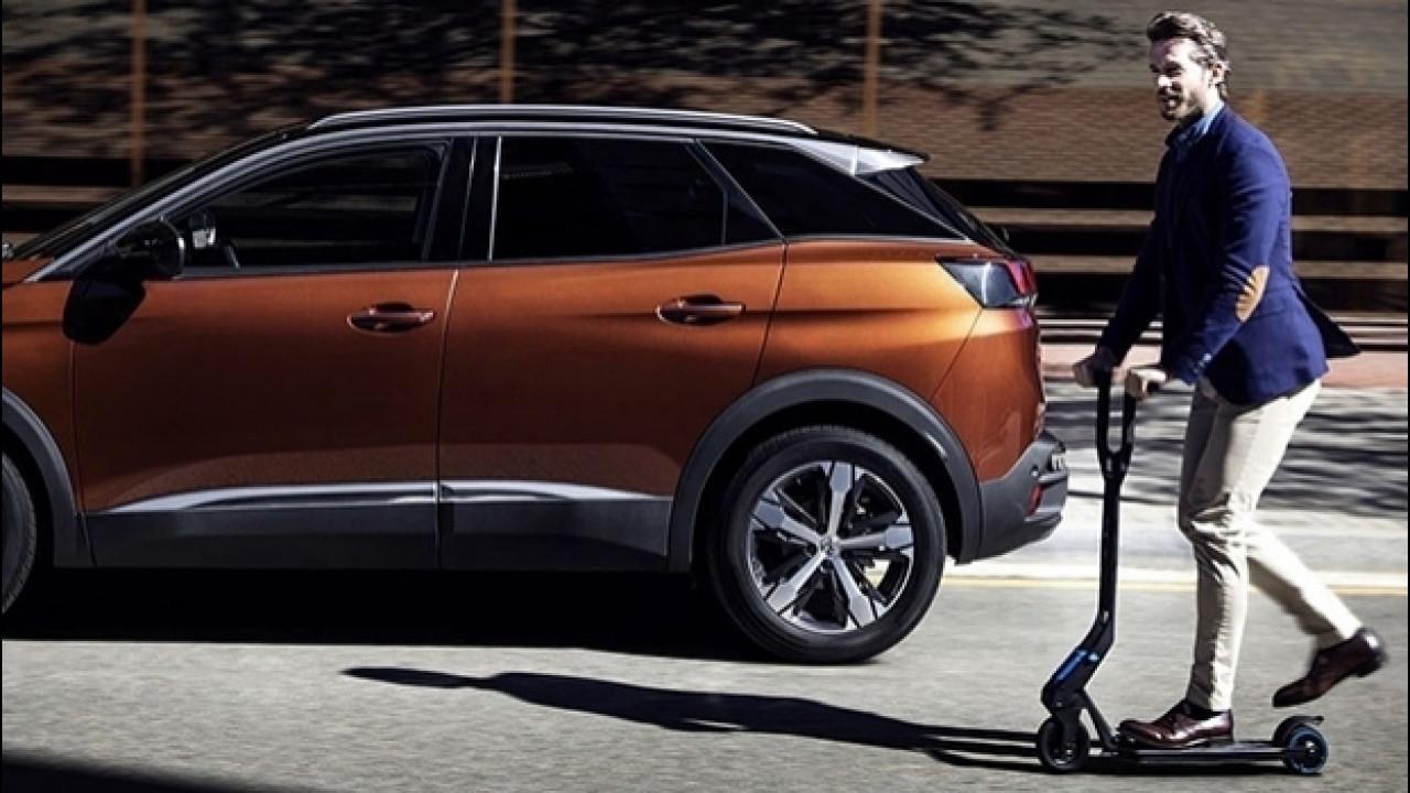 [Copertina] - Peugeot e-Kick vince il Red Dot Product Design
