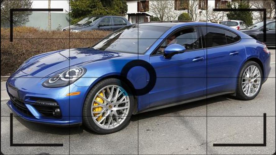 Nuova Porsche Panamera, foto spia di Turbo e V6