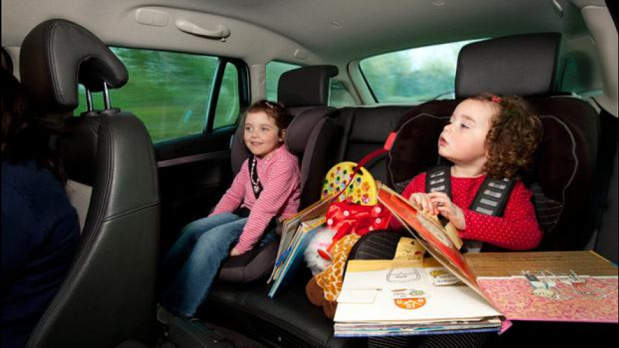 Seggiolini bambini: il governo pensa a sconti e incentivi