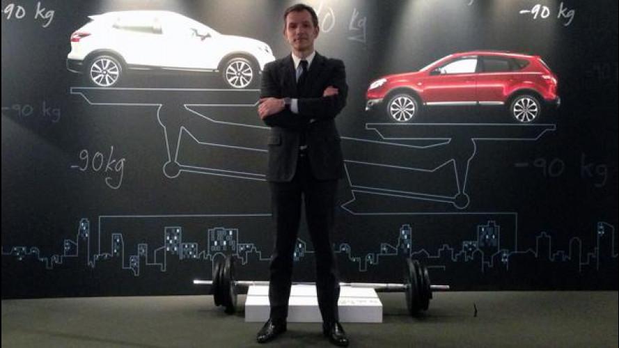 Il nuovo Nissan Qashqai non teme rivali