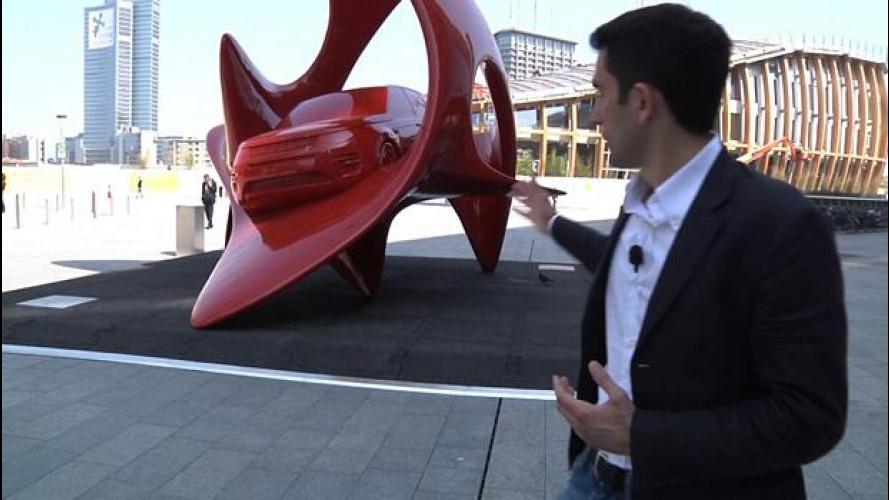 "Milano Design Week, Land Rover ha uno ""Spirito Inarrestabile"""