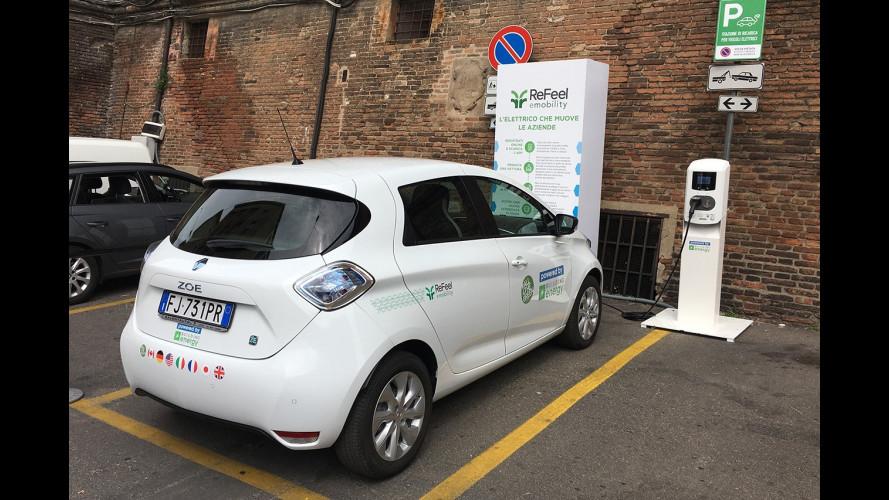 ReFeel eMobility, una flotta di elettriche per il G7 Ambiente