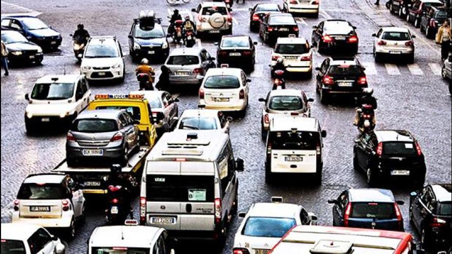 Tragitto casa-lavoro: i romani sono i più stressati
