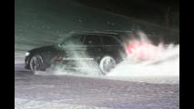 Audi RS6 in Val Gardena