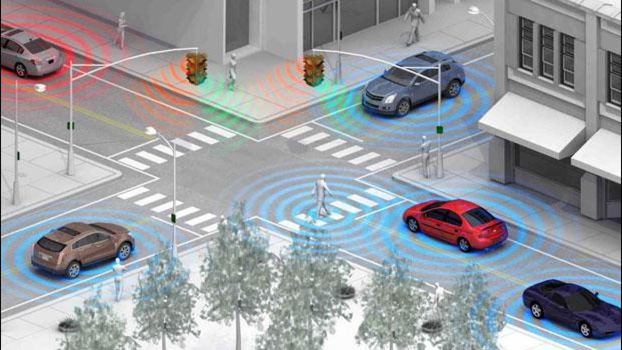[Copertina] - Guida autonoma, l'Ue firma la Dichiarazione di Amsterdam