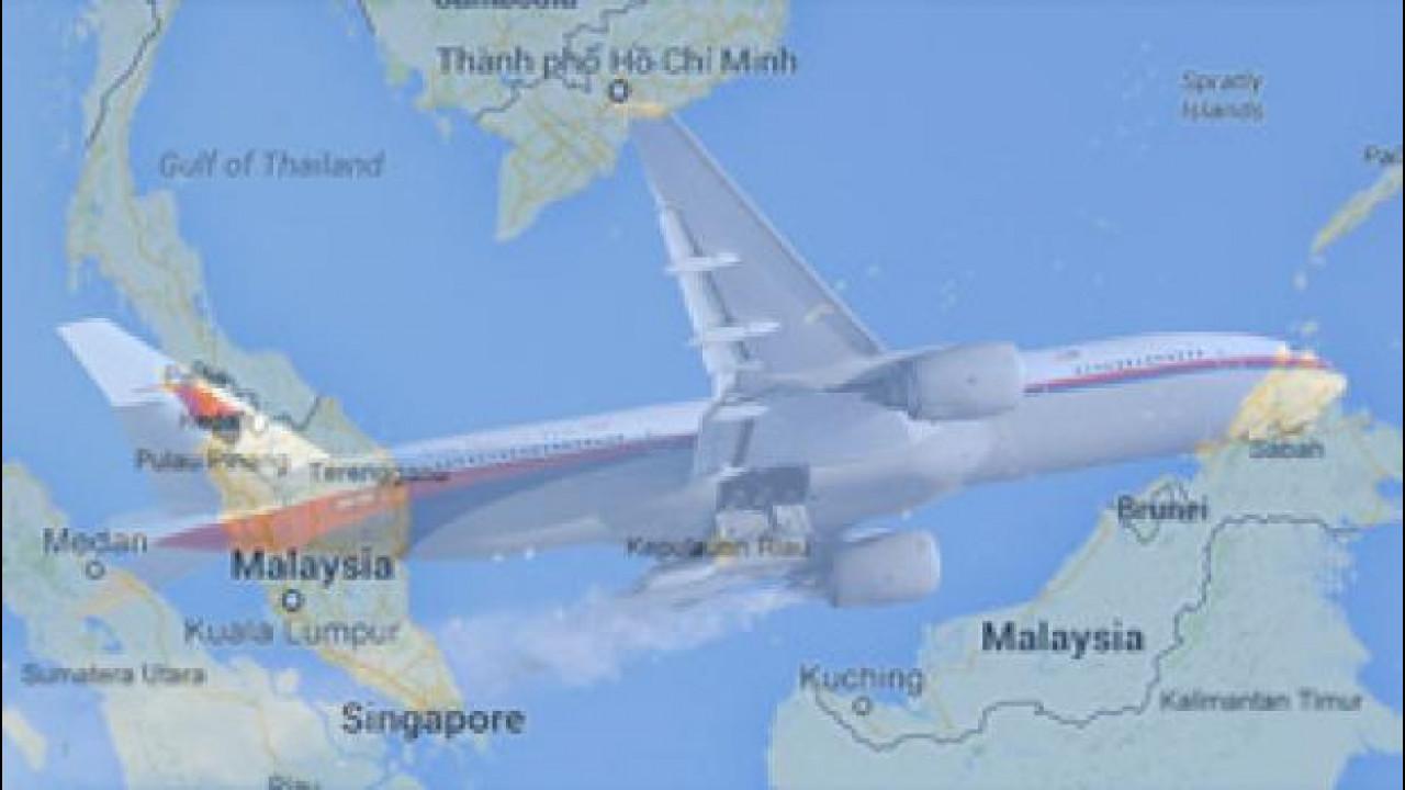 [Copertina] - Malaysia Airlines, l'auto elettrica dietro l'ipotesi di terrorismo